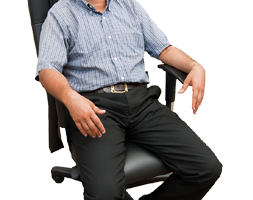 person sitting on chair png 2