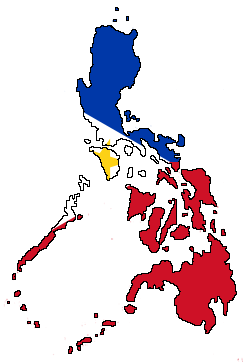Philippine Map Outline Png Png Image