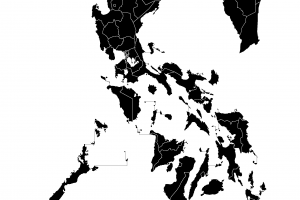 philippines map black png 2