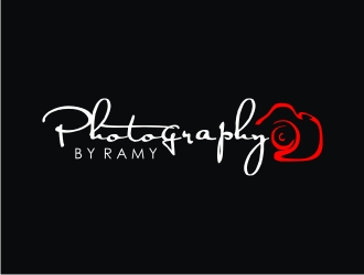 Photography by ramy logo design – 48hourslogo for photography logo.