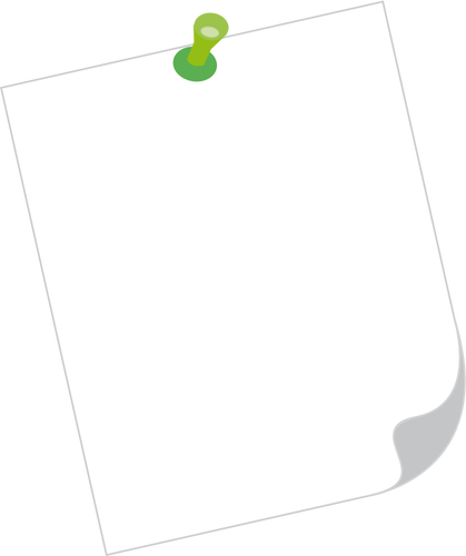 pinned notebook paper png 4