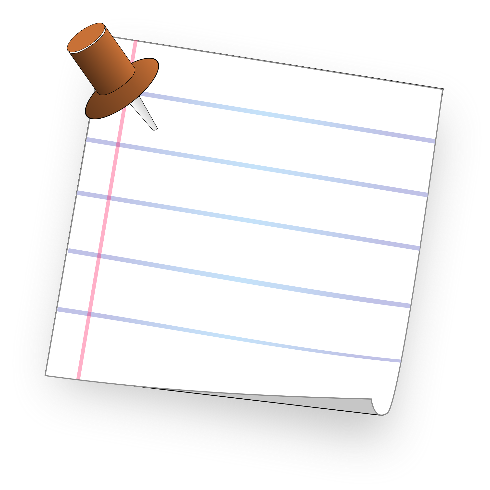 pinned paper png 2 » png image