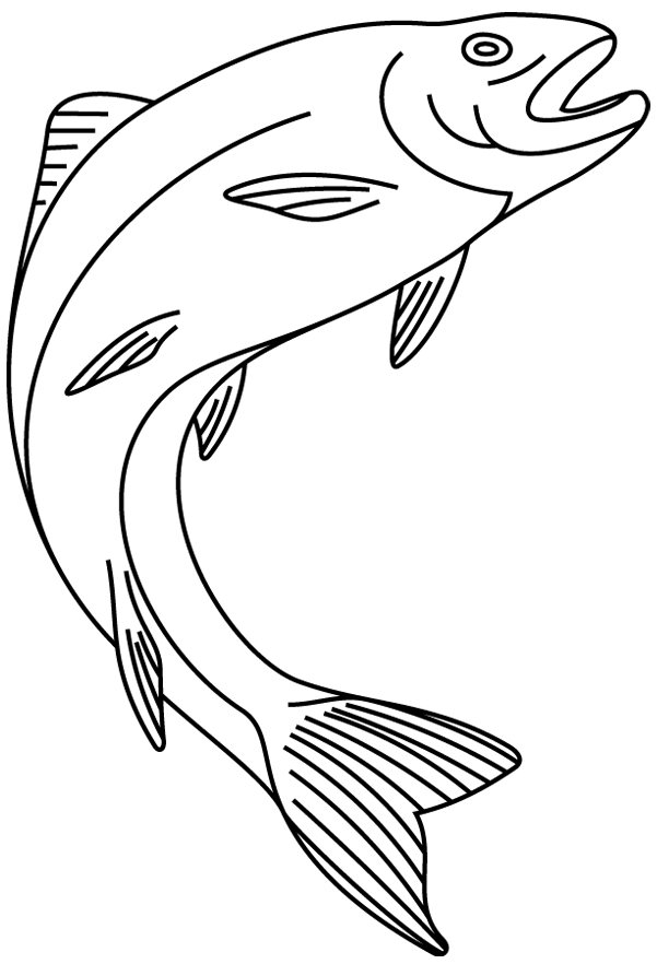 Poisson Dessin Png 6 Png Image