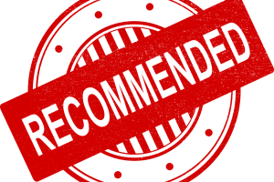 recommended stamp png