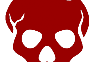 red skull png