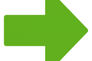right arrow green png 8