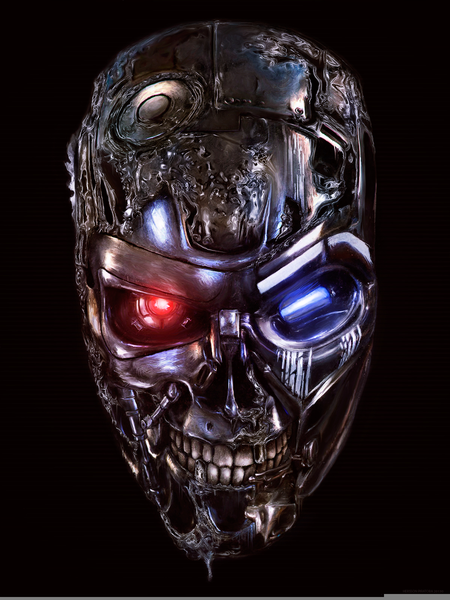 Robot Face Png Png Image