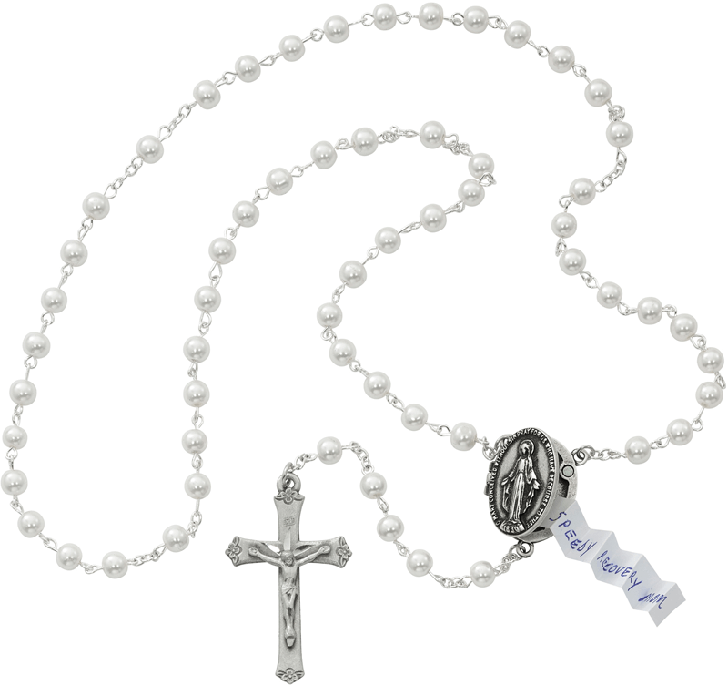 Rosary Beads Png
