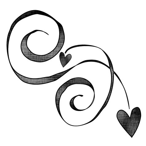 Rustic Heart Png PNG Image