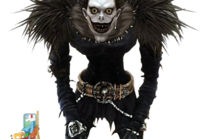 ryuk death note png 7