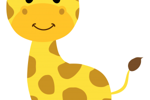 safari baby vector png