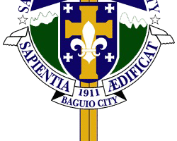 saint louis university baguio logo png 2