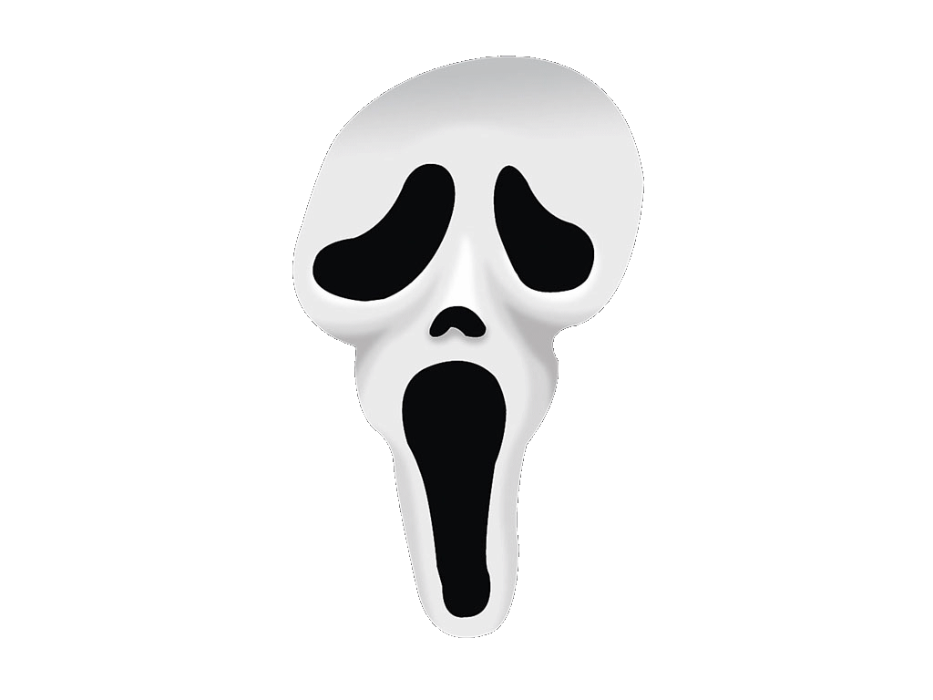 Scream Mask Png 3 Png Image