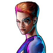 seven of nine png 1