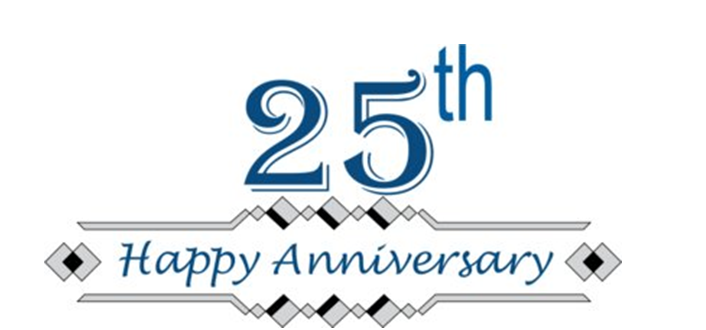 Silver Jubilee Logo Png 1 Png Image
