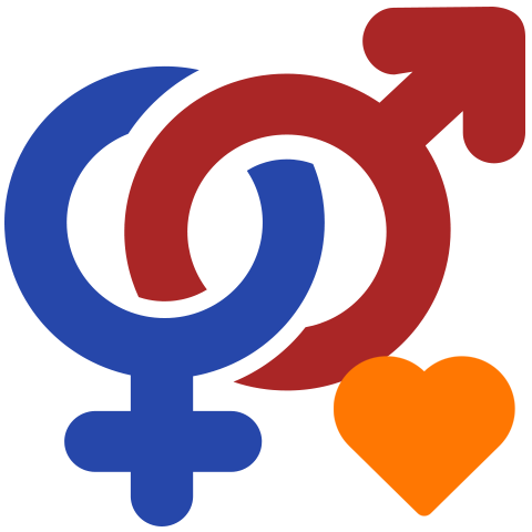 Simbolo Hombre Y Mujer Png 3 Png Image