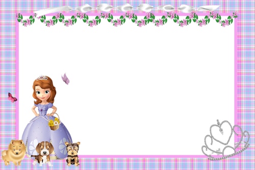 Sofia The First Wallpaper Png 1 Png Image