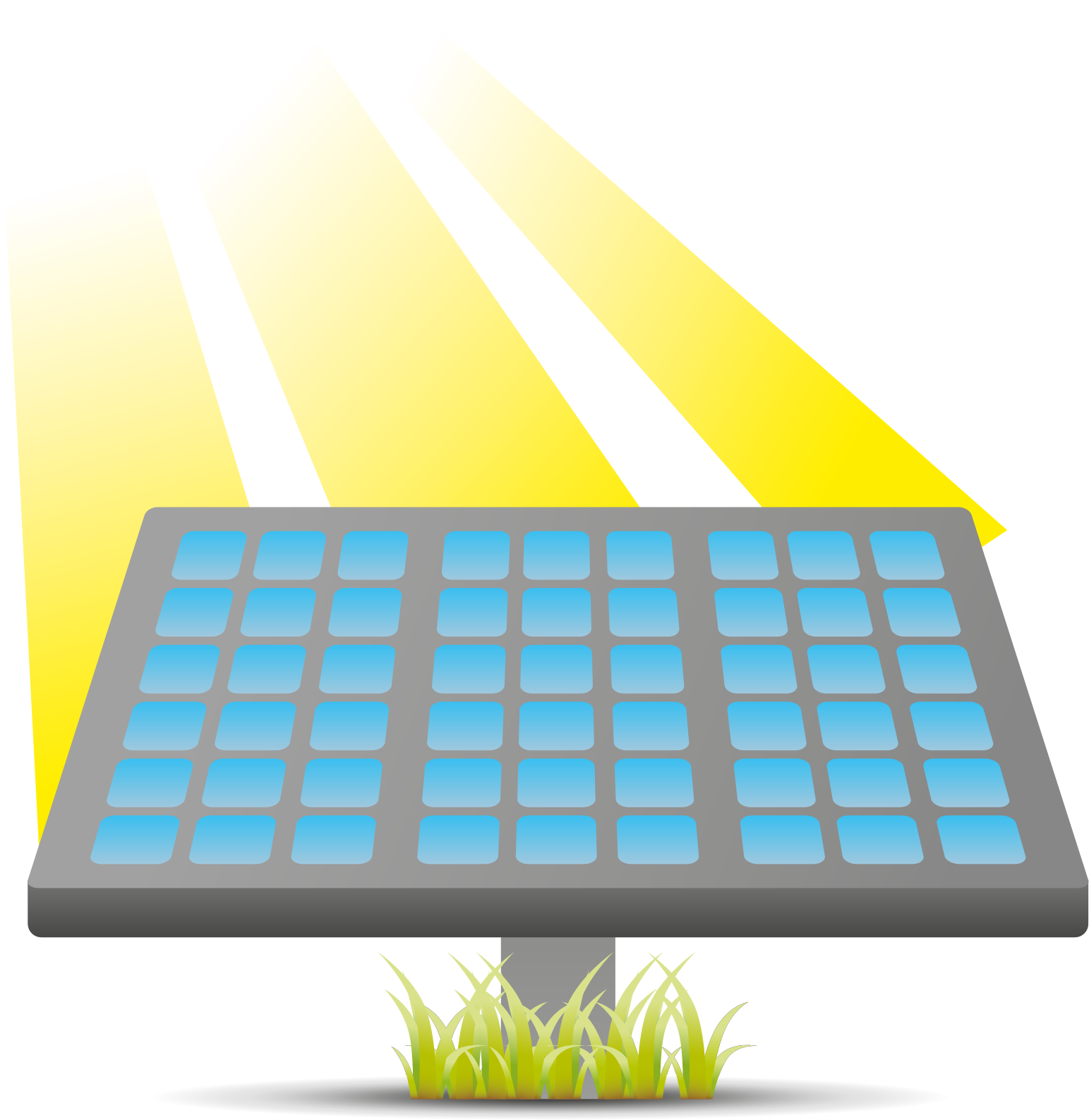 Solar Cell Cartoon Png 3 Png Image