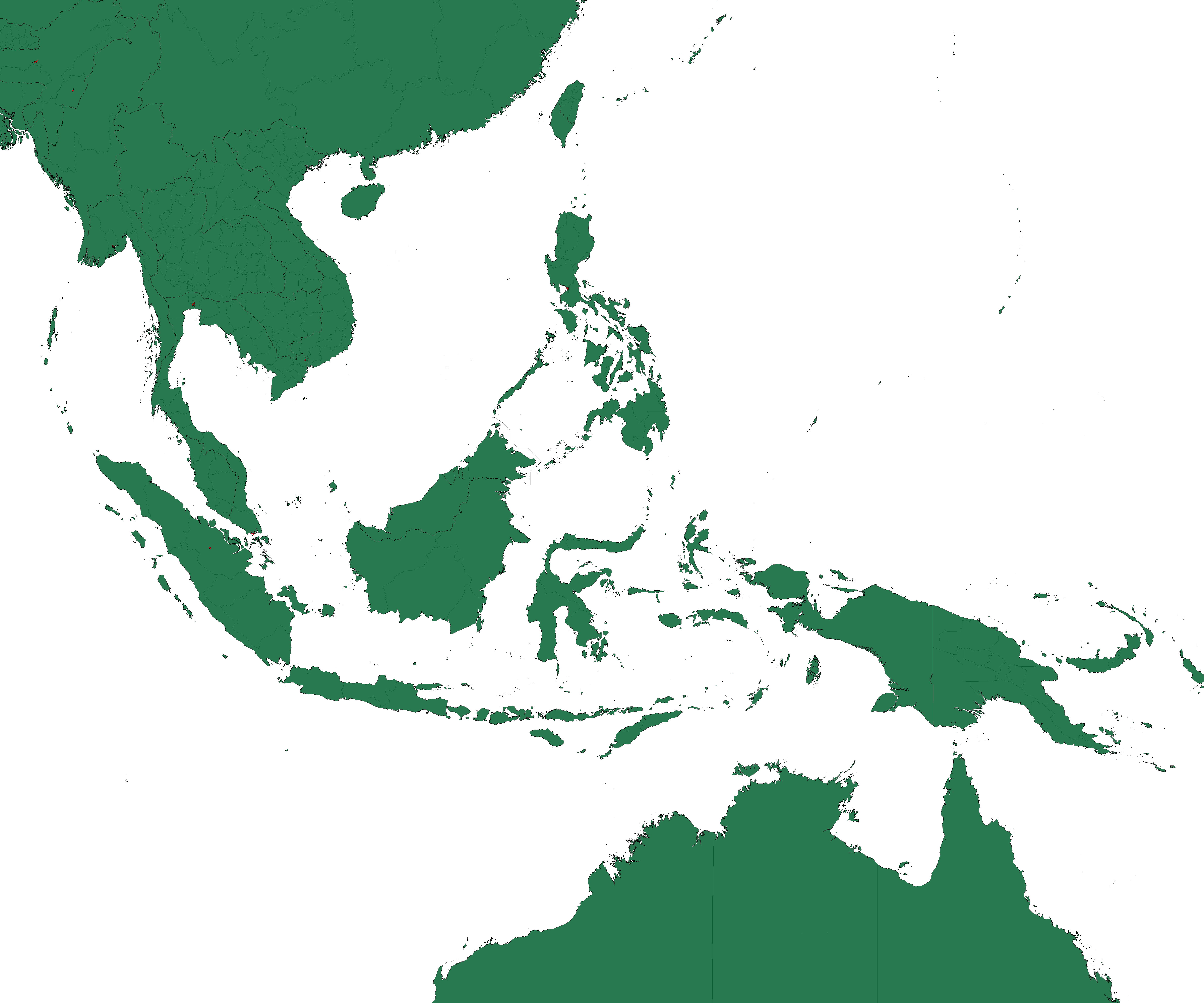 Map Of Asia Png.South East Asia Map Png 6 Png Image