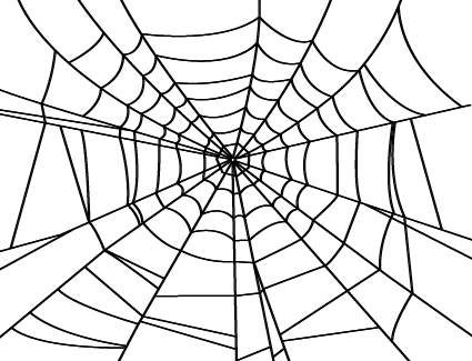 Spider Man Web Png