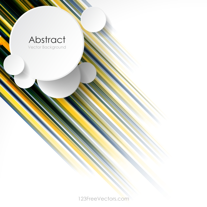 abstract colorful straight lines background vector template inside
