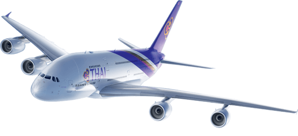 Thai airway png 4 » PNG Image