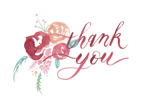 thank you card png png image
