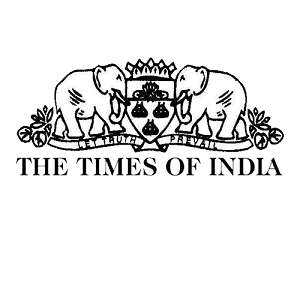 Times of india logo png