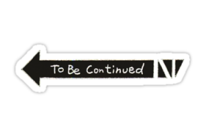 To Be Continued Arrow Png 3 Png Image