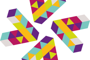 Triangulos De Colores Png Hipster Png Image
