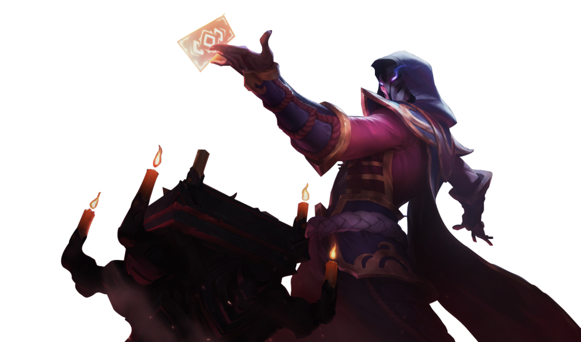 Twisted Fate Png 6 Png Image