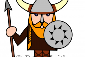 viking cartoon png 2
