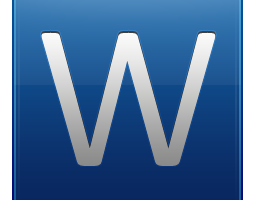 w icon png