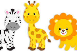 wallpaper safari infantil png 1
