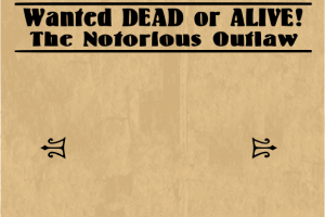 wanted dead or alive png 1