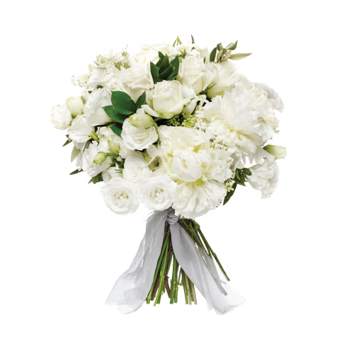 White Flower Bouquet Png Flowers Healthy