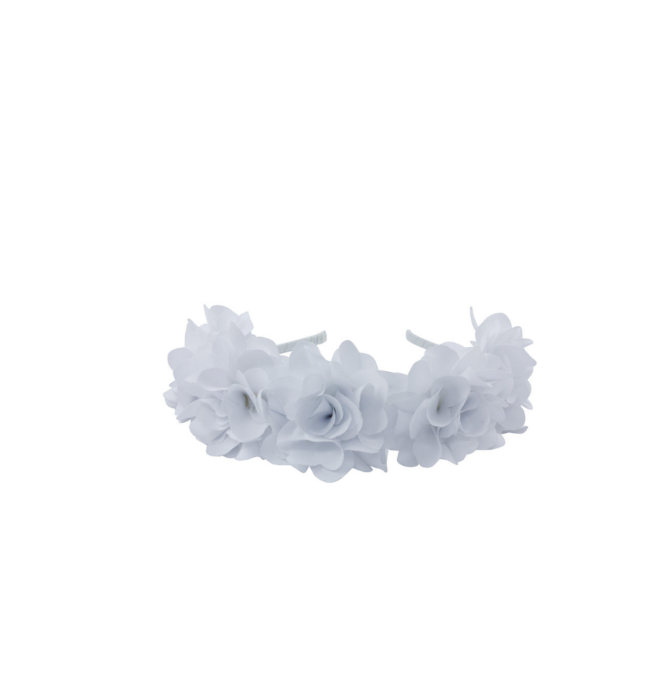 White Flower Crown Png 2 Png Image