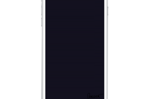 white iphone png