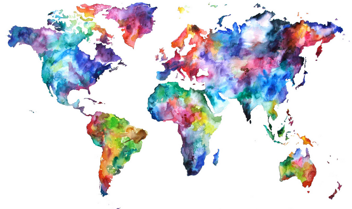 World Map Tumblr Png 5 Png Image