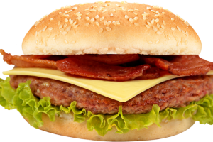 x bacon png 4