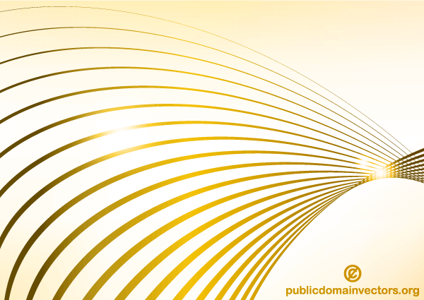 Yellow Vector Graphics Design Background Png Png Image