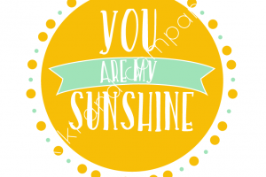 you are my sunshine png 2
