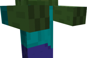 zombie png minecraft 6