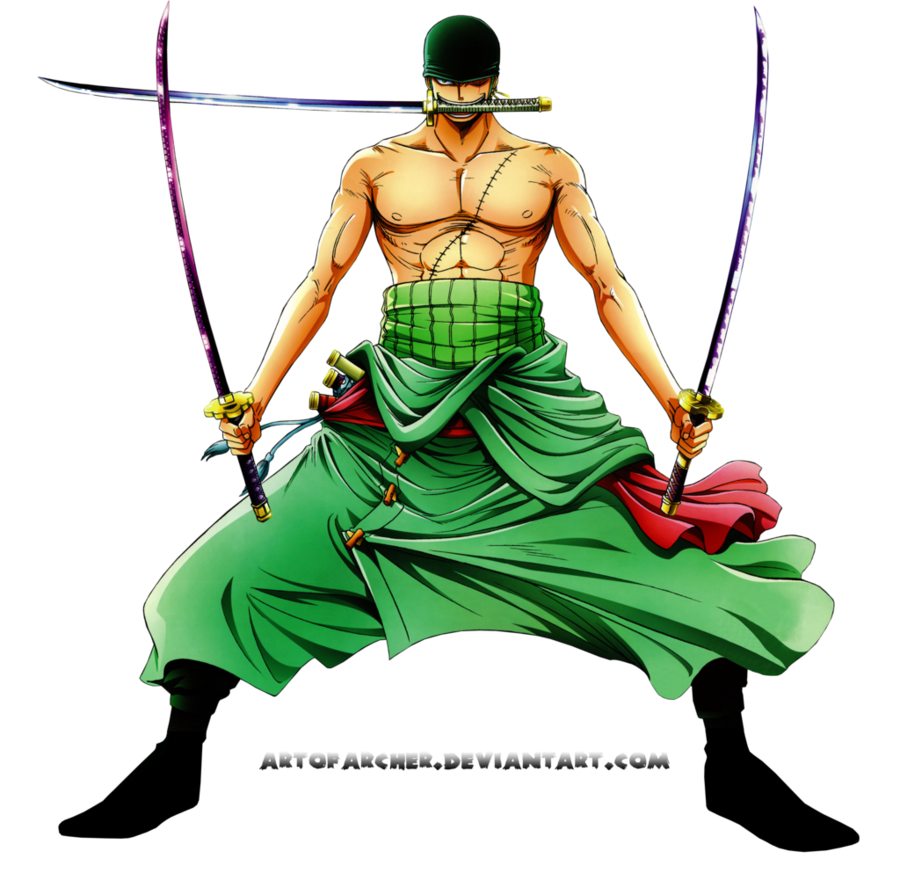 Zoro New World Png 2 Png Image