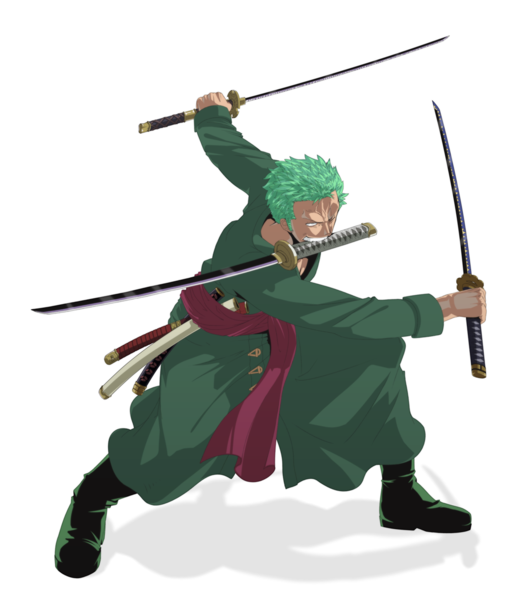 Zoro New World Png 5 Png Image