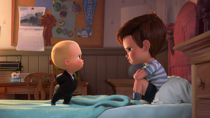Boss Baby Characters Png Png Image