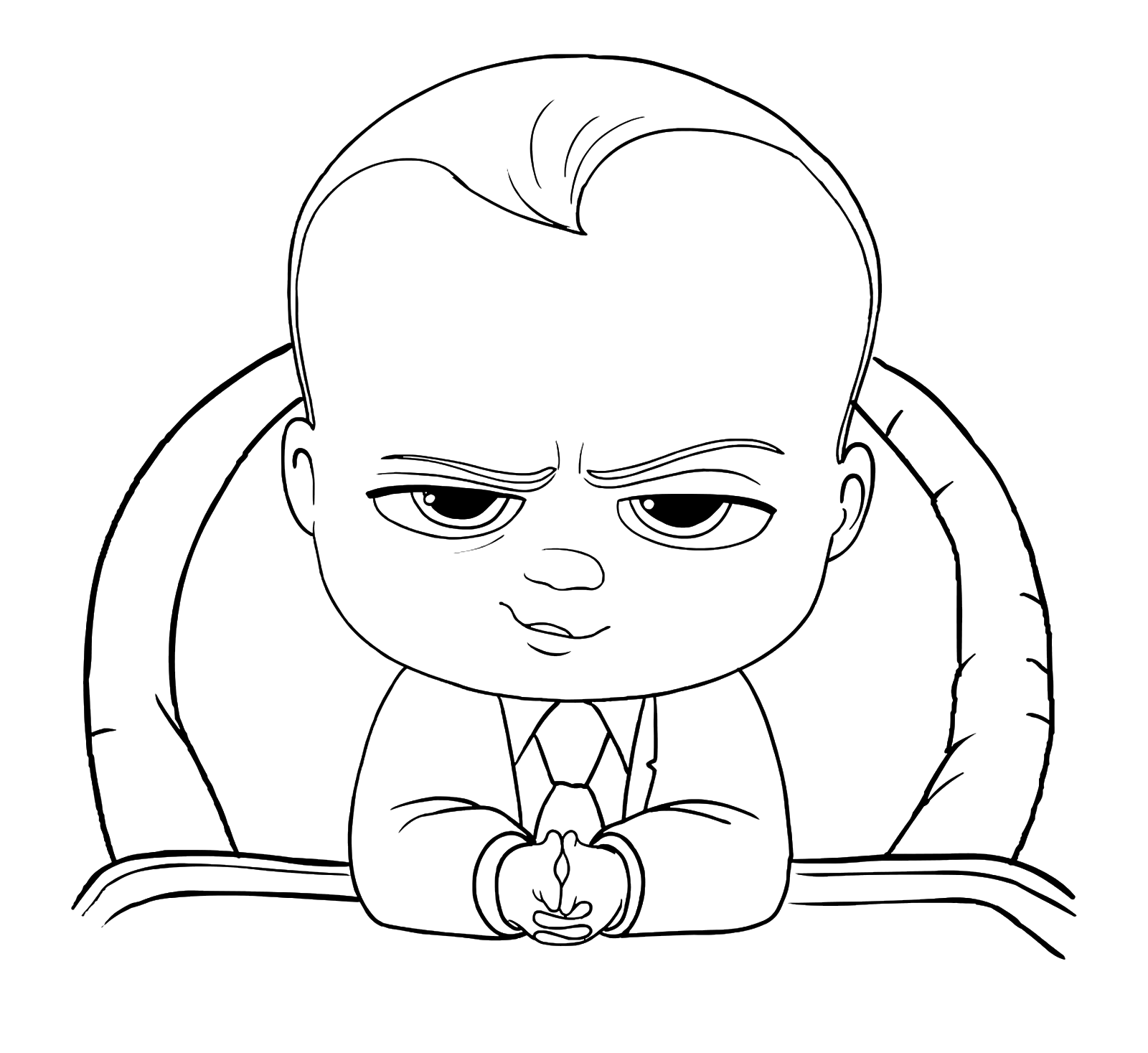 Boss Baby Face Png 3 Png Image