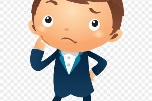 business man png clipart 1
