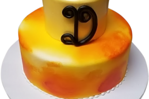 cake gold png 2