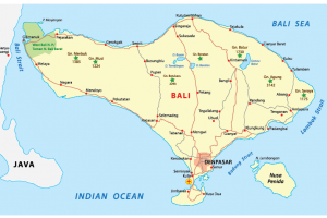 colorful indonesia map png